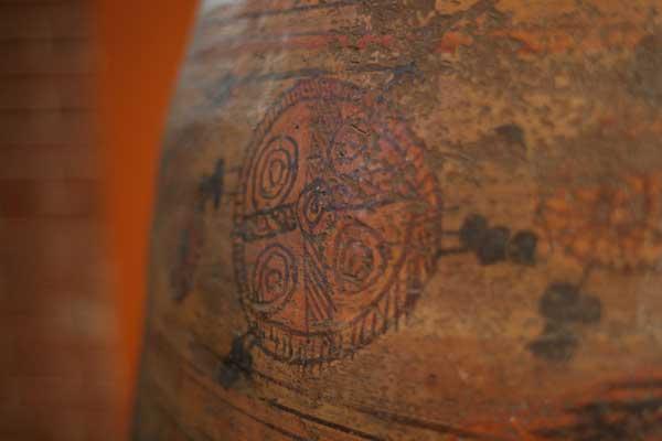 Closeup Vase