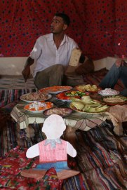 bedouin lunch