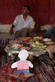 bedouin lunch