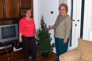 Mom Laura Tree