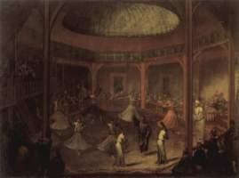 Dervish painting
