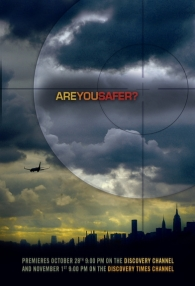 are you safer poster