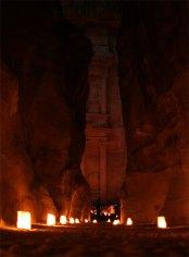 Petra at night 5
