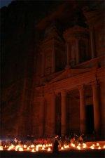 Petra at night 6