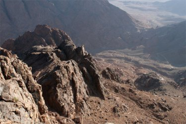 Sinai on the downside