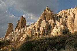 Trail in Cappadocia