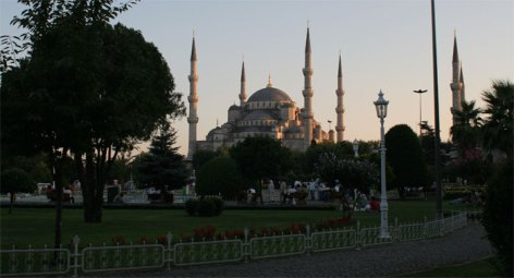 Blue Mosque WS