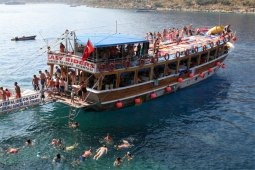 boat fethiye
