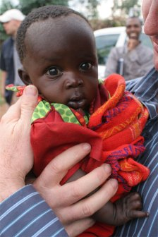 Burundi Baby