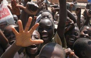 kids in burundi