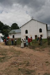 Burera church