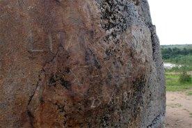 Livingstone Rock CU