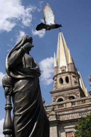 Guadalajarastatuebird