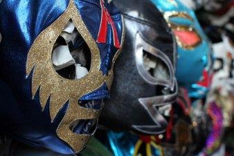 Wrestling Masks guadalajara