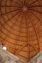 Umayyad Palace dome inside