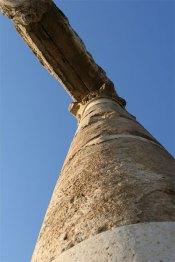 Hercules Temple column