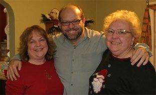 Mom, Craig and Laura