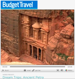 petra video window