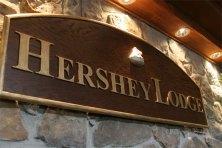 hershey lodge sign