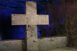 Cross station salt cathedral 2