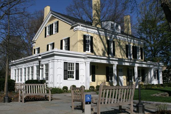 Joseph Henry House Wide