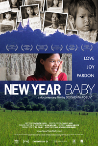New Year Baby poster