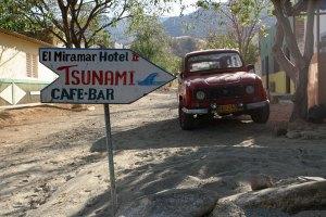 Tsunami hotel taganga