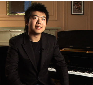 Pianist Lang Lang, photo from TIME.com