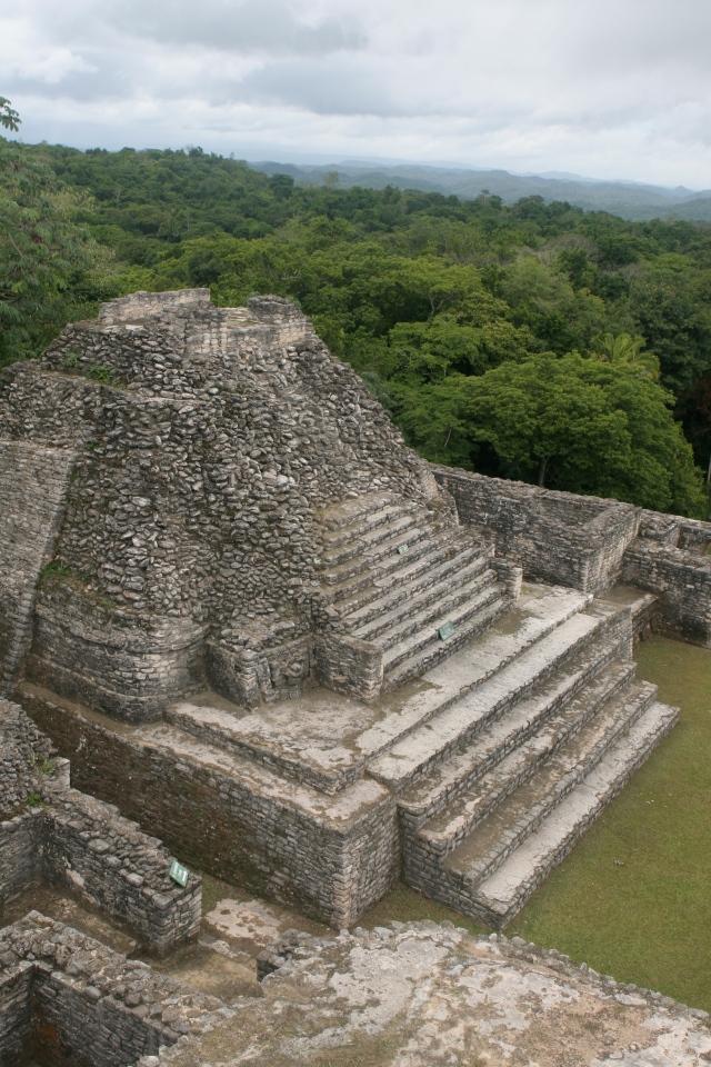 Caracol pyramid